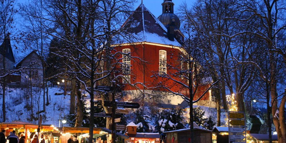 Wintermarkt Altenau