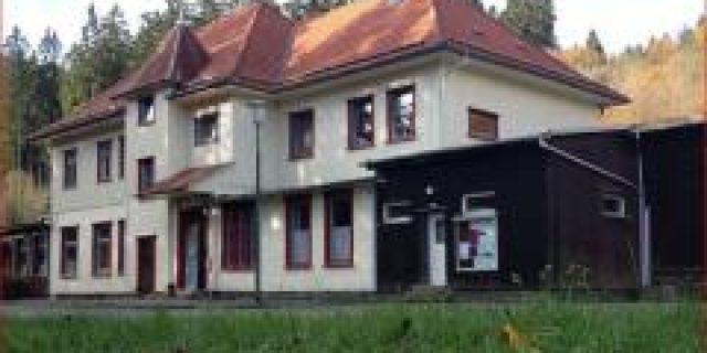 Alter Bahnhof Altenau