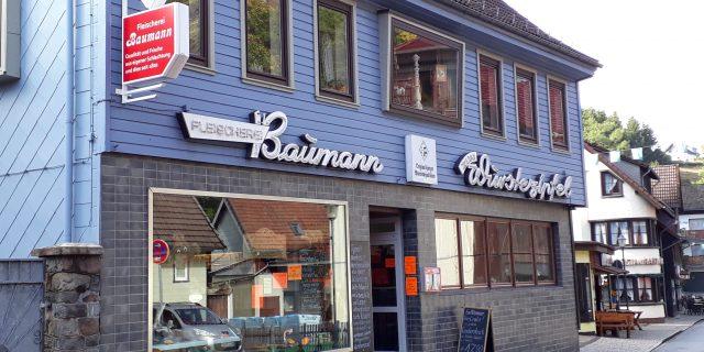 Butcher Baumann