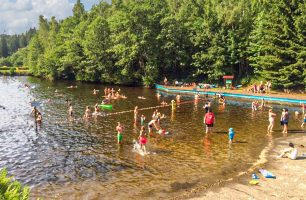 Waldschwimmbad Okerteich