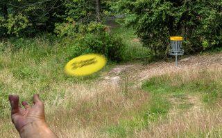 DiscGolf-Bergparcours Altenau