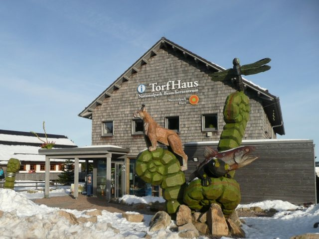 Besucherzentrum TorfHaus